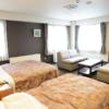 【公式】長崎シティーホテルアネックス3